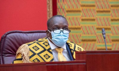 Don't Ever Deny Youth Their Right To Protest – Speaker Of Parliament to Government