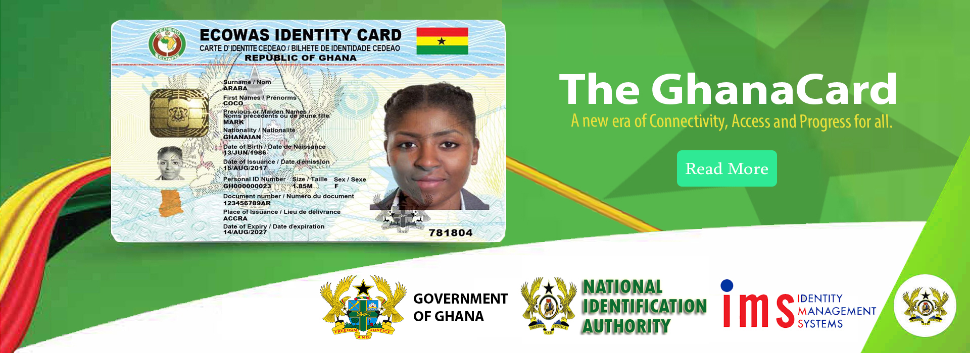 How To Link Your Ghana Card To Your Health Insurance
